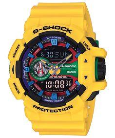 Colección Hyper-Colors de G-Shock