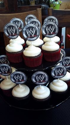 82 Best Wwe Party Ideas Images On Pinterest Wwe Party Lucha Libre
