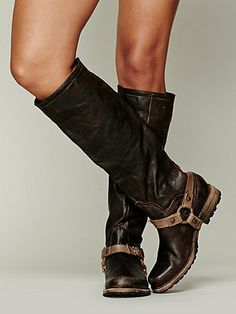 Reckless Tall Boot