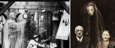 Victorian Ghost Photography | Vintage Victorian 'Ghost' Pictures