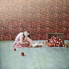 lillabi:    In the Apple Room (di olga astratova)