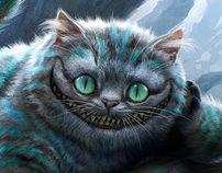 Ознакомьтесь с этим проектом @Behance: «Alice in Wonderland - Character Designs» https://www.behance.net/gallery/503639/Alice-in-Wonderland-Character-Designs