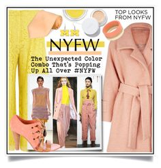 """Style It: Best NYFW Trend"" by ewa-naukowicz-wojcik ❤ liked on Polyvore featuring ADAM, 2NDDAY, Givenchy, Tod's, Marni and NYFW"