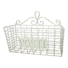 Lehtiteline Posti seinälle