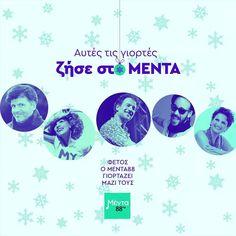 Ο @menta88fm γιορτάζει!!! Το Σάββατο 23 και την Κυριακή 24 Δεκεμβρίου, στο κάθε και μισή της ώρας, η Ελεωνορα Ζουγανέλη διαβάζει τα βιβλία της καρδιάς της. #elzouganeli #eleonora #elewnora #zouganeli #zouganelh #zoyganeli #zoyganelh #eleonorazouganeli #eleonorazouganelh #elewnorazouganeli #elewnorazouganelh #elewnora_zouganeli #elews #elewsofficial #elewsofficialfanclub #fanclub Plates, Tableware, Instagram, Mint, Licence Plates, Dishes, Dinnerware, Griddles, Tablewares