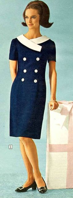 Vintage Fashion and Glam : Photo - Outfit Fashion 60s And 70s Fashion, 60 Fashion, Fashion History, Skirt Fashion, Retro Fashion, Trendy Fashion, Vintage Fashion, Fashion Design, 1960s Fashion Dress
