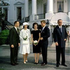 1961. 8 Mai. Jfk et Alan Shepard
