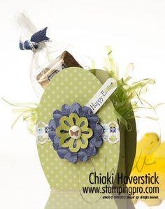 easter egg -- or change up the color scheme with Christmas colors and decorate as an ornament? :)