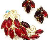 Ruby jewels for July Birthdays