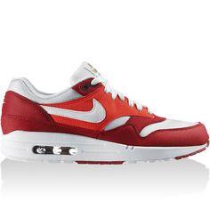 buy online 4d9a8 9627e nike AIR MAX 1 rot weiß Rot, Air Max 1, Nike Air Max