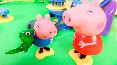 Свинка Пеппа мебель для загородного домика