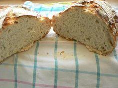 Nemiesený chlieb, Chlieb a pečivo, recept | Naničmama.sk