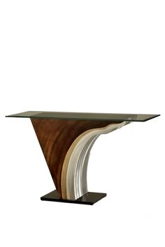 Jon Gilmore Designs Shoot the Curl Console Table