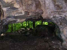 Etched in Granite: The Medicine Caves