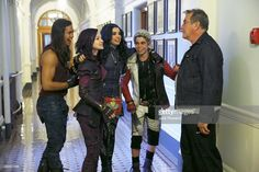 DESCENDANTS - The teenage sons and daughters of Disney's most infamous villains star in Disney's 'Descendants,' a live-action movie that - with a knowing wink at traditional fairy tales - fuses castles with classrooms to create a contemporary, music-driven story about the challenges in living up to parental and peer expectations. Made for kids, tweens and families, the movie premieres FRIDAY, JULY 31 (8:00 p.m., ET/PT) on Disney Channel and Friday, July 24 to verified users on the WATCH…