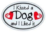 Oval Car Magnet - I Kissed A Dog And Liked It - Katy Perry Parody - Sticker - Oval Car Magnet – I Kissed A Dog And Liked It – Katy Perry Parody – Sticker   Item: Oval Shaped Magnet Size: 6″ by 4″ Oval Magnet Material: Printed Vinyl Magnet Professionally made in the USA using only top quality materials and top craftsmanship. Our magnets last... | http://wp.me/p5qhzU-54t | #Music