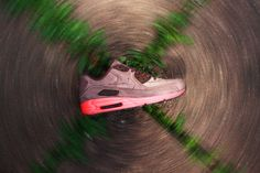 Nike Air Max Lunar90 Leather QS Mahogany