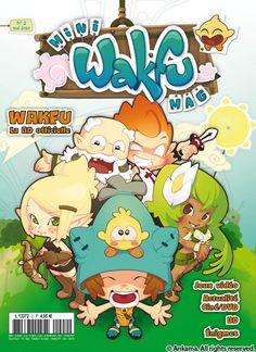 Mini Wakfu Mag 2