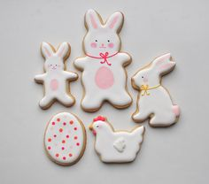 Easter family, by Jolies Gourmandises, via Flickr