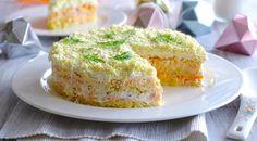 Салат мимоза (подборка различных вариантов рецептов)