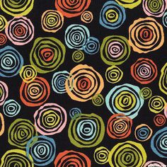 Interplay - Concentric Fluidity - Black