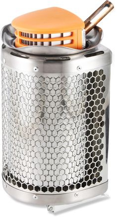 Cooks Dinner In the Backcountry & Charges a Cellphone — BioLite Wood Burning CampStove. #REIGifts