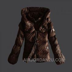 http://www.airjordan2u.com/2016-new-arrivals-moncler-down-coats-women-brown-274712.html 2016 NEW ARRIVALS MONCLER DOWN COATS WOMEN BROWN 274712 Only $158.00 , Free Shipping!