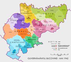 Romania Recipes Accédez à notre site beaucoup plus d'informations History Of Romania, North Europe, Poland Travel, Family History, Genealogy, Blog, Maps, Recipes, Austria