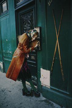 Madison Stubbington by Fanny Latour-Lambert / Grandma's Girl / Grey Magazine, Spring 2015 Modern Vintage Fashion, Contemporary Fashion, Retro Fashion, Vintage Style, Madison Stubbington, Img Models, S Girls, Hipster, Photoshoot