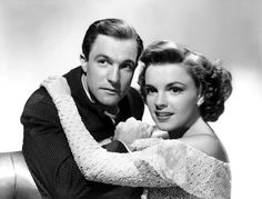 """Judy Garland and Gene Kelly by Eric Carpenter, """"For Me and My Gal"""" publicity stills, 1942."""