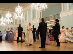 Victorian Ball in Bath, UK, by Prior Attire - YouTube