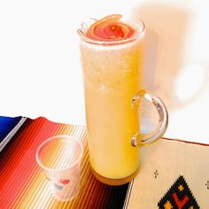 Make Your Own Vintage Disney Cocktails | Monorail Yellow