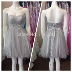 Find More Prom Dresses Information about Real Image Above Knee Mini Sleeveless Sexy Sweetheart Beading Backless A Line Short Prom Dress Vestido De Festa Free Shipping,High Quality dress neck,China dress history Suppliers, Cheap dress suit for women from Rose Wedding Dress Co., Ltd on Aliexpress.com