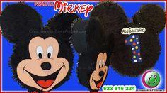 Piñata Mickey.  Visita nuestra boutique donde podrás encargar tu piñata elaborada a la medida. Enviamos a todas partes de Europa.