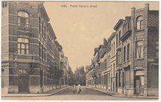 Antwerpen-Kiel - Pieter Genardstraat Street View, Kiel