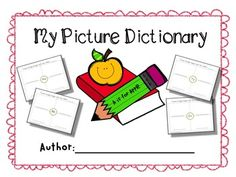 Free - This is a 28 page document. Students can create their own Picture Dictionary using this resource. This resource contains a Student Cover Page and a page for each letter of the alphabet. Enjoy this Free Resource!  ******************************************************************************Visit My Store for More Resources.Catherine Solanik, Math Makes Sense BE SURE TO CLICK ON THE GREEN STAR TO FOLLOW ME! ******************************************************************************