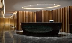 Lotte Hotel | Kreon — purity in light