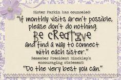 Noisy Pancakes: Visiting Teaching- Be Creative!