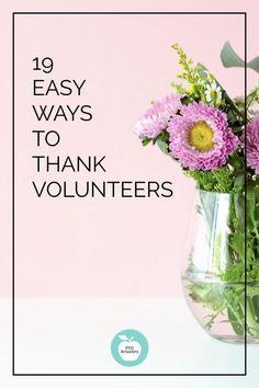 19 Ways to Say Thanks