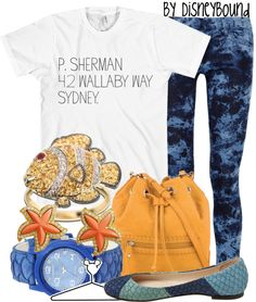 """""""Finding Nemo"""" by lalakay on Polyvore"""