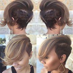 Slay! style by @khimandi - http://wordpress-15463-34921-101901.cloudwaysapps.com/hairstyle-gallery/short-haircuts/slay-style-khimandi/