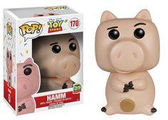 Funko Pop Disney: Toy Story - Hamm Vinyl Figure