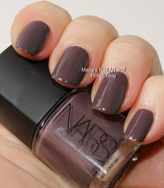 NARS Beautiful Stranger coll. swatches: Manosque