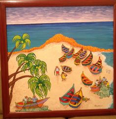 Playa margariteña