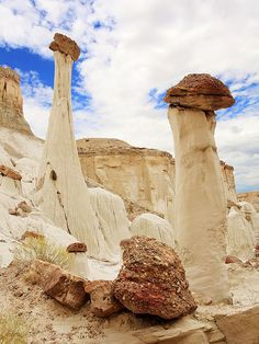 Wahweap hoodoos, Escalante Grand Staircase National Monument