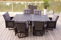 Cheap 7pc Patio Swivel Rocking Aluminum Furniture Set with Cushions https://bestpatiofurniture.review/cheap-7pc-patio-swivel-rocking-aluminum-furniture-set-with-cushions/