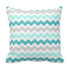 Teal Gray Chevron Decorative Pillow Yes I can say you are on right site we just collected best shopping store that haveHow to Teal Gray Chevron Decorative Pillow Online Secure Check out Quick and Easy...