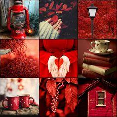 Le vie en rouge