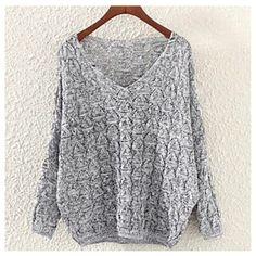 #grey #sweater #doublelw #iwearfab