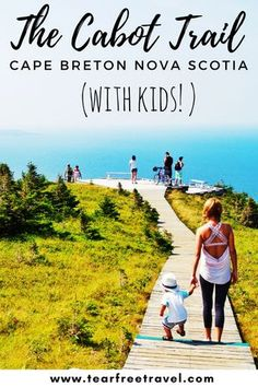 Planning a trip to Cape Breton with kids? Check out my ultimate guide of where to stay, where to eat and what to do with kids. These family-friendly spots will be a hit. Includes my review of the iconic skyline trail! Click through to learn more.
